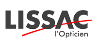 Logo Lissac l'Opticien